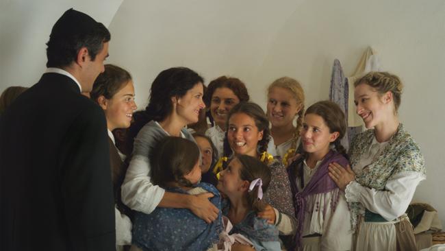 Instituto auxiliadora lan amento do filme de madre mazzarello - Casa la felicidad ...